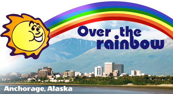Over the Rainbow Toys, in Anchorage Alaska